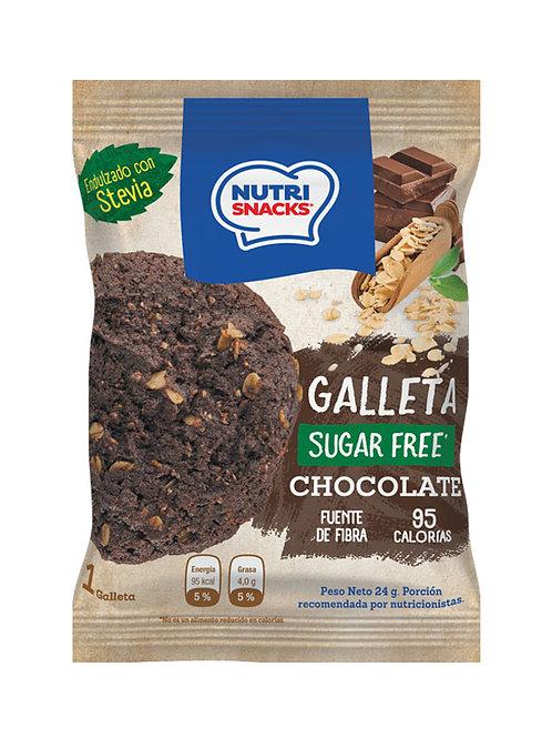Nutri Snacks Galleta Chocolate 48g