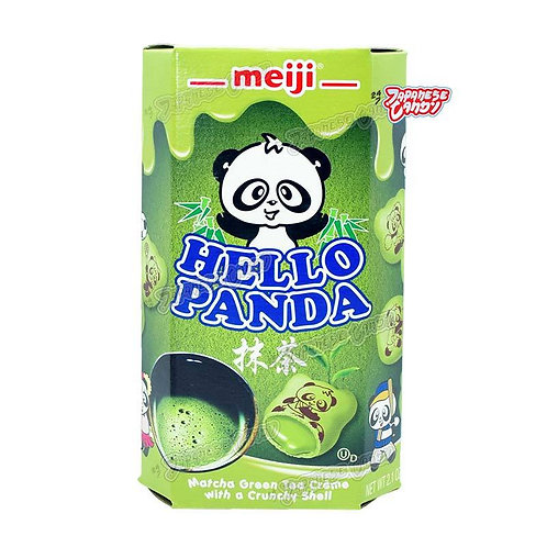 HELLO PANDA GREEN TEA MATCHA COOKIES 60G