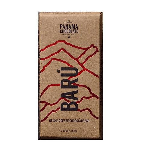 PANAMA CHOCOLATE BARU 100G