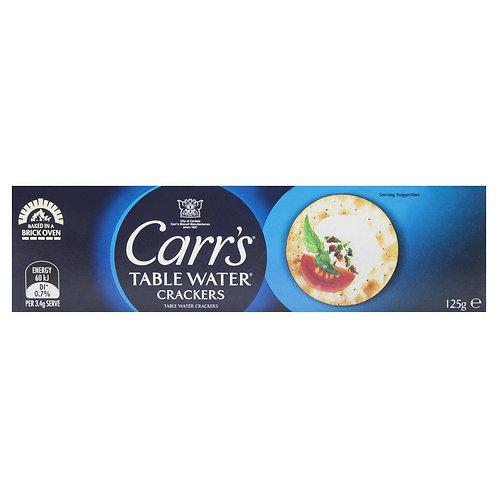 CARR S ORIGINAL CRACKERS 125G
