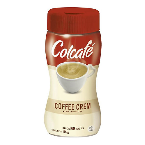 COLCAFE COFFEE CREAM 175G