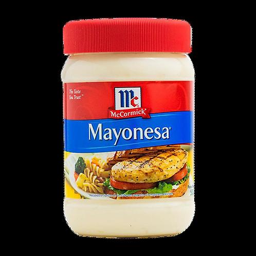 McCormick Mayonesa 430g