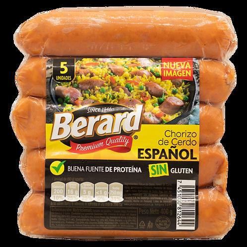 BERARD CHORIZO ESPANOL 400G