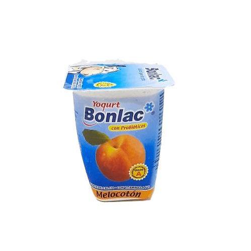 BONLAC YOGURT MELOCOTON 180G