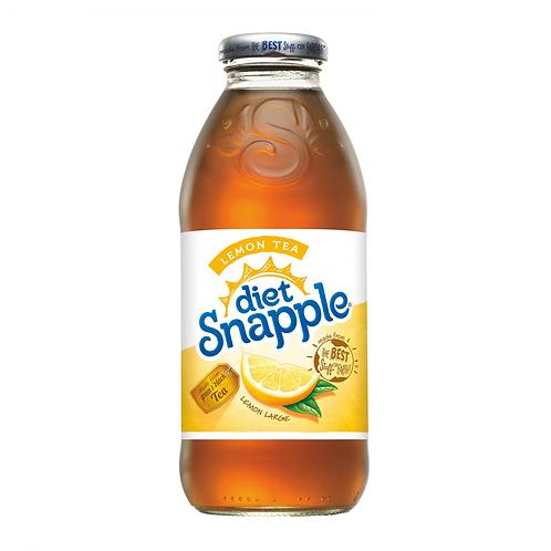 SNAPPLE DIET LEMON TEA 16OZ
