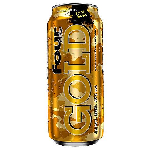 FOUR LOKO GOLD 473ML