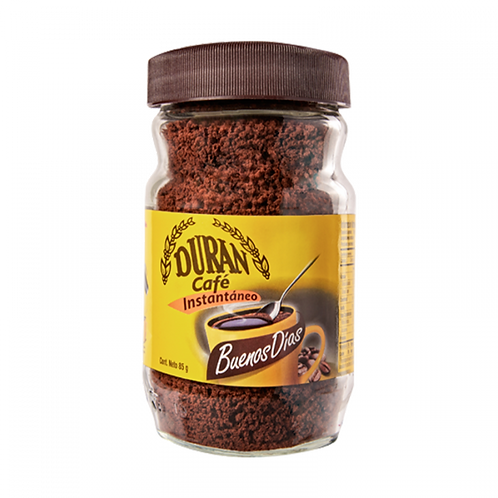 CAFE DURAN INSTANTANEO 50G