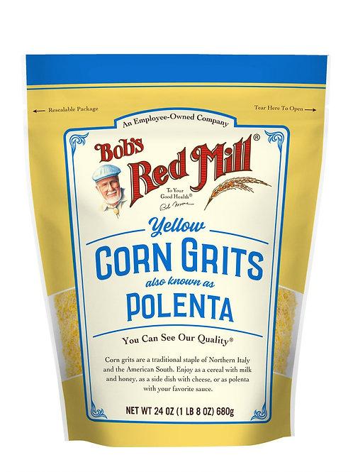 Bobs Red Mill Corn Grits Polenta 24oz