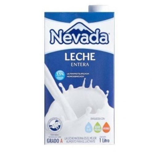 NEVADA LECHE ENTERA 3.5% GRASA 946ML
