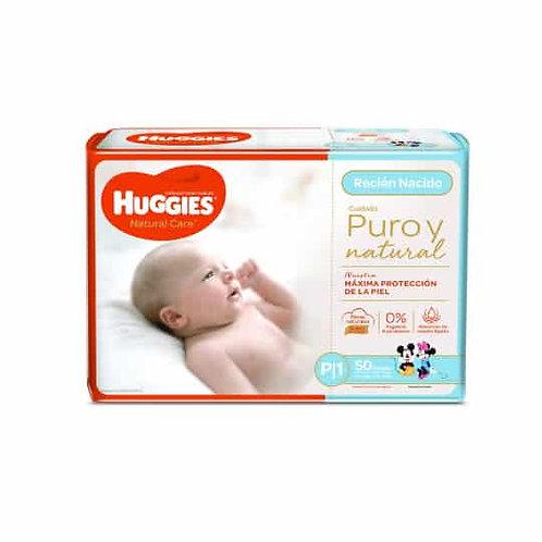 HUGGGIES NATURAL CARE P1