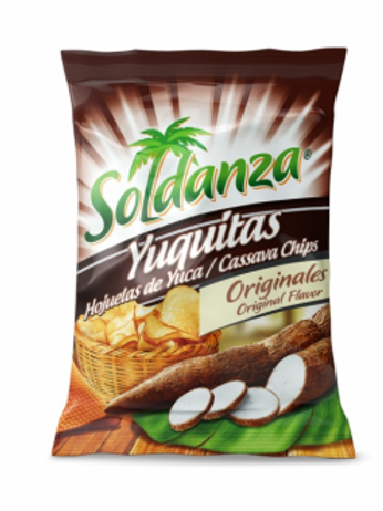 SOLDANZA YUQUITAS ORIGINAL