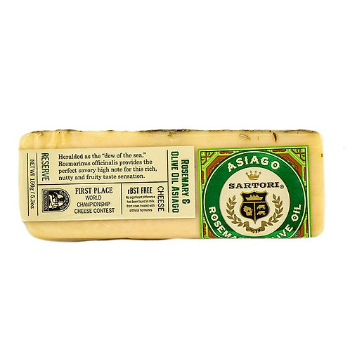 Asiago Rosemary Cheese