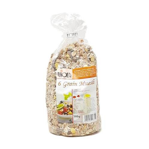 Muesli 6 grains