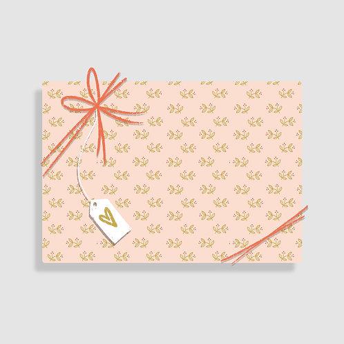Gift Wrap - Sprig