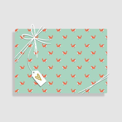 WHL - Gift Wrap - Tweet