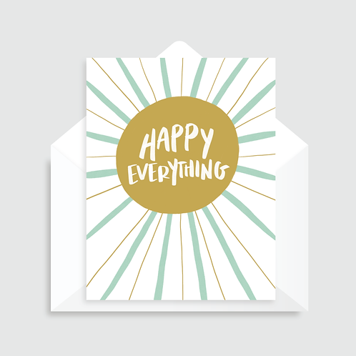 WHL - HAPPY EVERYTHING
