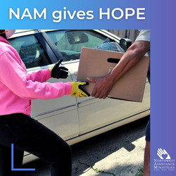 August Appeal NAM