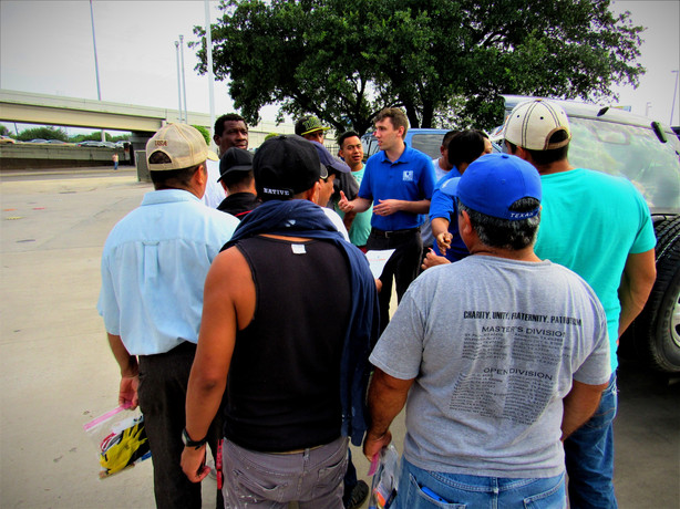 Labor Rights Outreach Summer 2018