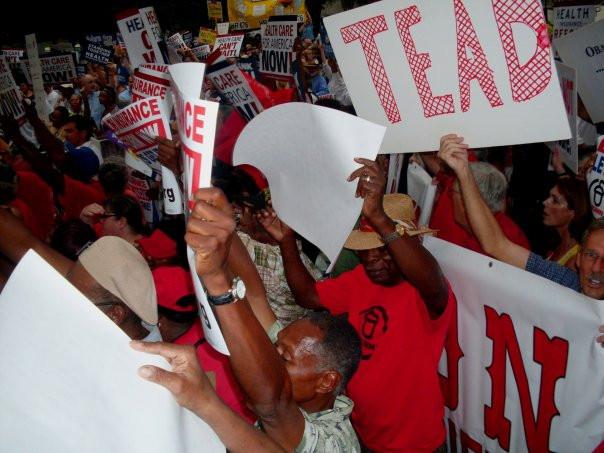 2010 Obama Care Protest