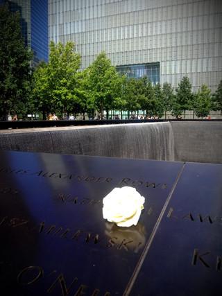 9/11 Memorial Site in New York City