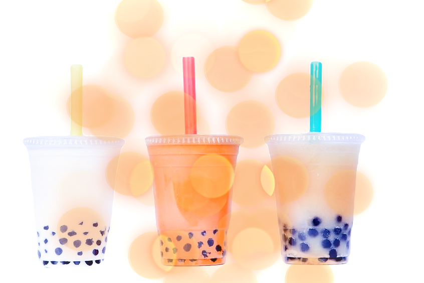 A POPPING FUN DRINK