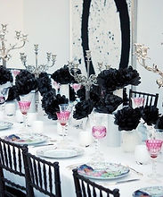 Luxury Inspired Chanel Party Theme