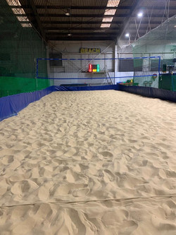 Chadstone beach volleyball
