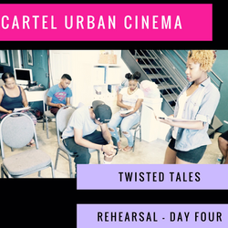 Author T. Styles Cartel Urban Cinema 15