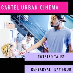 Author T. Styles Cartel Urban Cinema 11