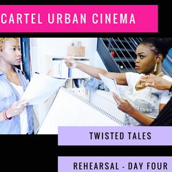 Author T. Styles Cartel Urban Cinema 6