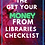 Thumbnail: The Get Your Money From Libraries - Checklist (Workshop)