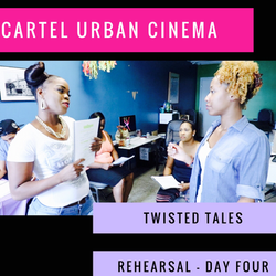 Author T. Styles Cartel Urban Cinema 7
