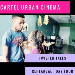 Author T. Styles Cartel Urban Cinema 14