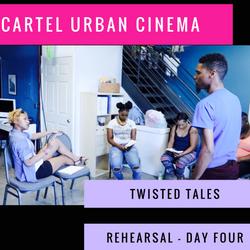 Author T. Styles Cartel Urban Cinema 18