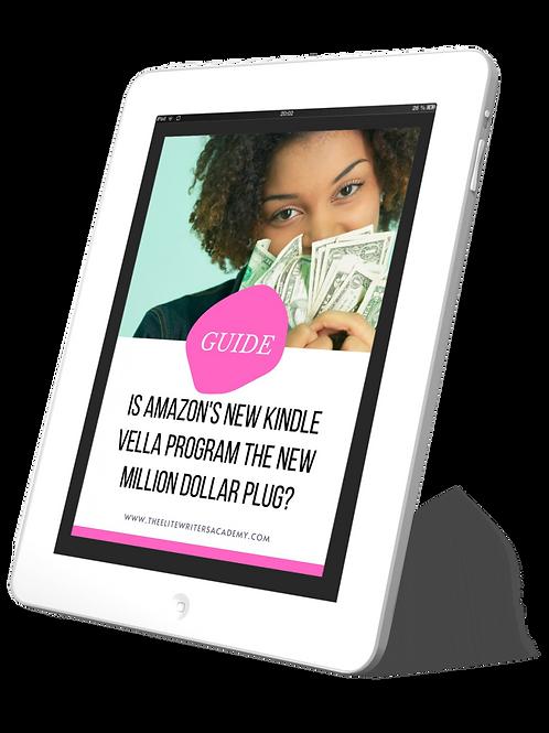 Amazon's Kindle Vella Guide - Guide