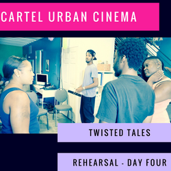 Author T. Styles Cartel Urban Cinema 16