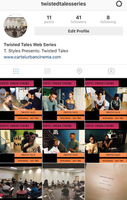 T STYLES TWISTED TALES INSTAGRAM