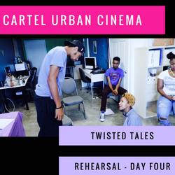 Author T. Styles Cartel Urban Cinema 20