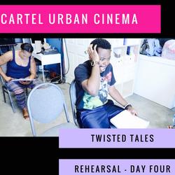 Author T. Styles Cartel Urban Cinema 5