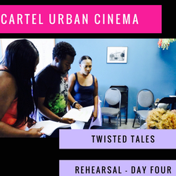 Author T. Styles Cartel Urban Cinema 3