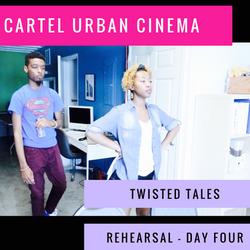 Author T. Styles Cartel Urban Cinema 12