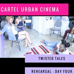 Author T. Styles Cartel Urban Cinema 10