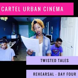 Author T. Styles Cartel Urban Cinema 22