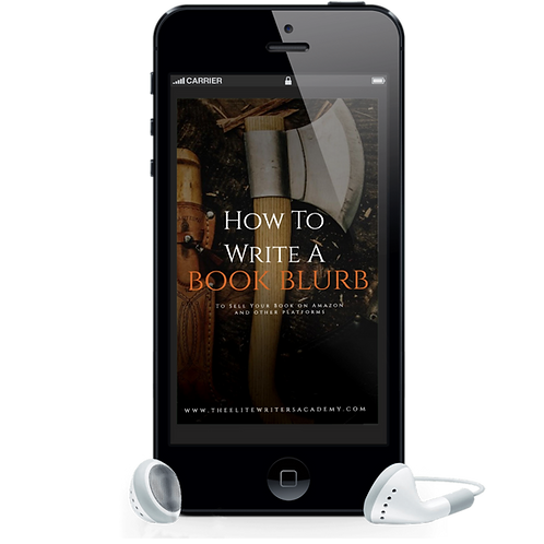 How To Write A Synopsis (Book Blurb)