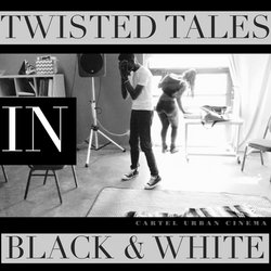 T STYLES TWISTED TALES BLACK AND WHITE