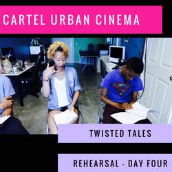 Author T. Styles Cartel Urban Cinema 21