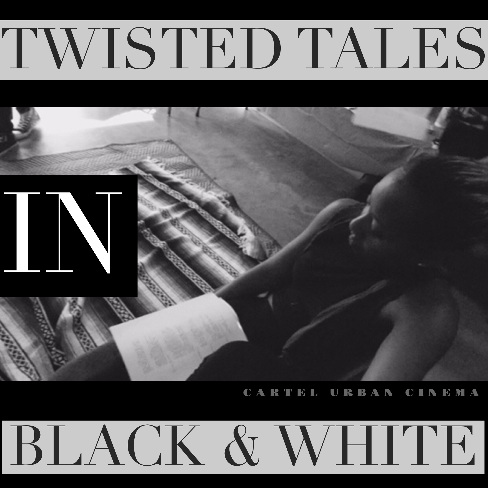 T STYLES TWISTED TALES BLACK AND WHITE 1