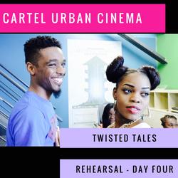 Author T. Styles Cartel Urban Cinema 13