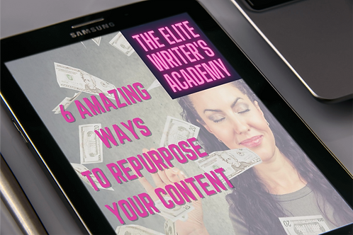 6 Amazing Ways To Repurpose Your Content