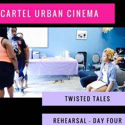 Author T. Styles Cartel Urban Cinema 2